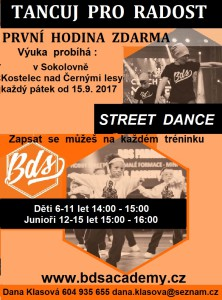 Tanec Kostelec