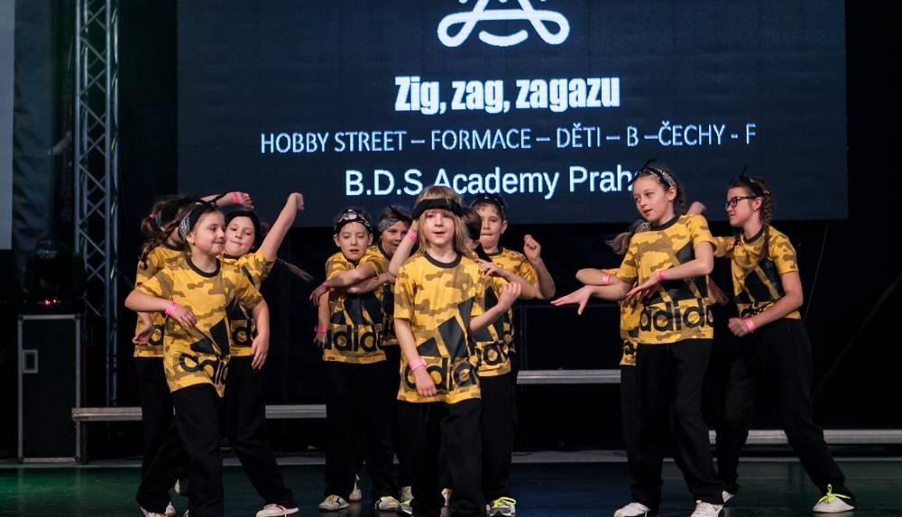 Taneční vystoupení BDS