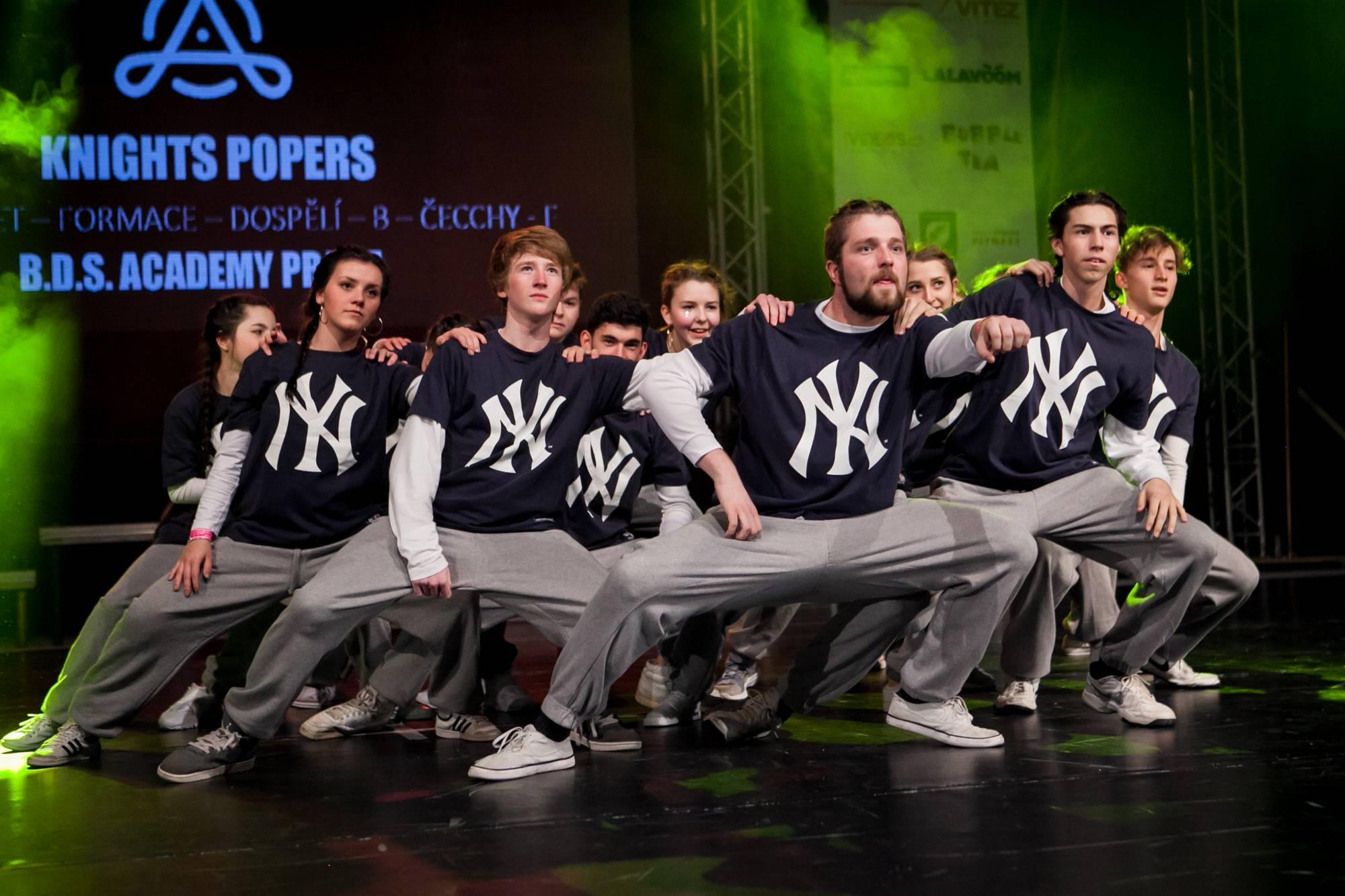 Street Dance a Hip Hop vystoupení Praha