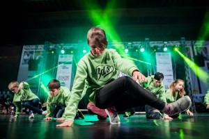 Street Dance a Hip Hop soutež Klánovice