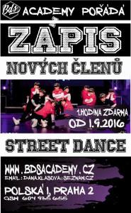 Street Dance Praha
